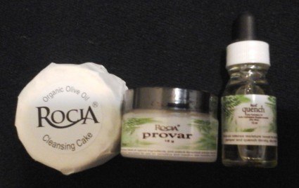 Rocia natural rosacea skin care