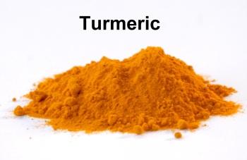 Turmeric for natural rosacea treatment of symptoms anti-inflammatory