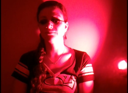 Red light therapy for rosacea