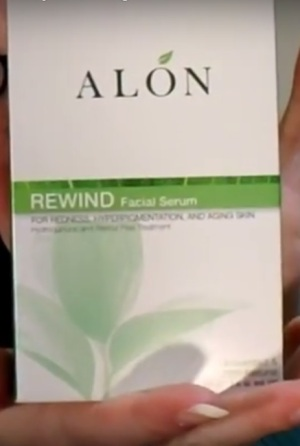 alon labs rosacea product