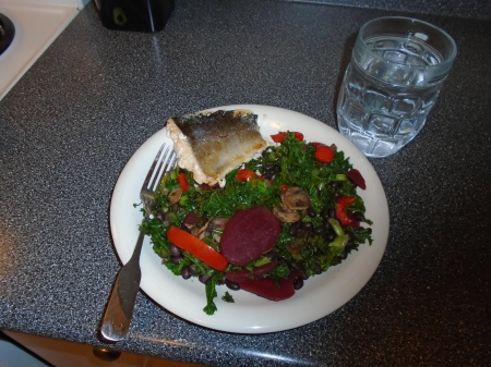Rosacea Diet - Dinner Prepared