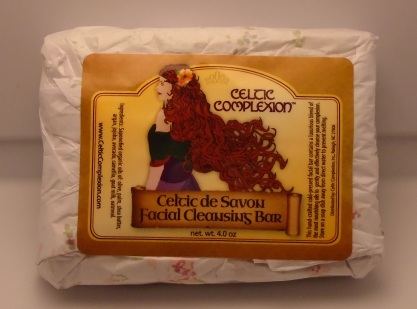 Celtic Complexion Celtic de Savon Facial Cleansing Bar