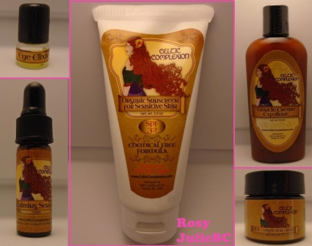 Celtic Complexion Natural Skin Care for Rosacea