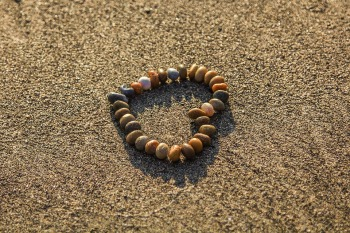 Rosy JulieBC - beach rosacea