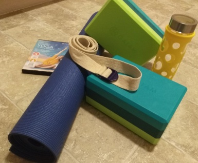 a day in the rosy life - Rosy JulieBC yoga