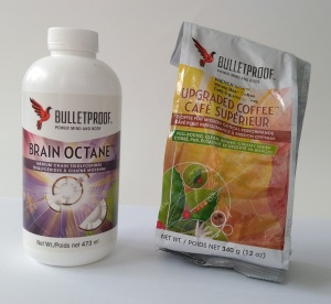 Bulletproof Coffee and Brain Octane