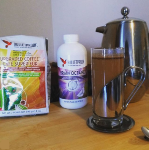 Bulletproof Coffee french press