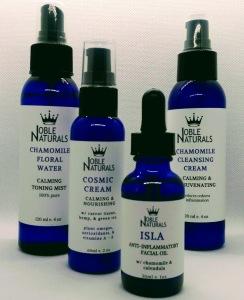 Noble Naturals Rosacea Skin Care